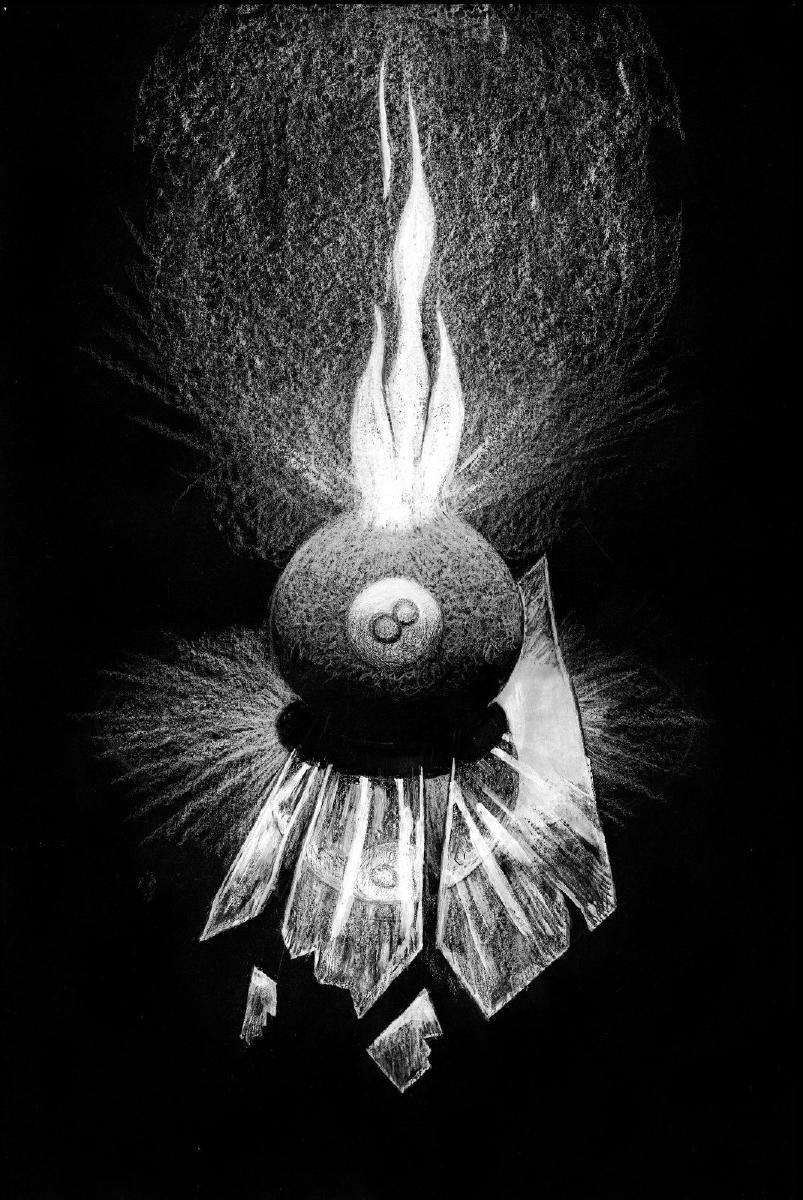 light and energy art